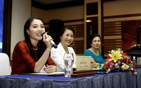 Organizing press conference of